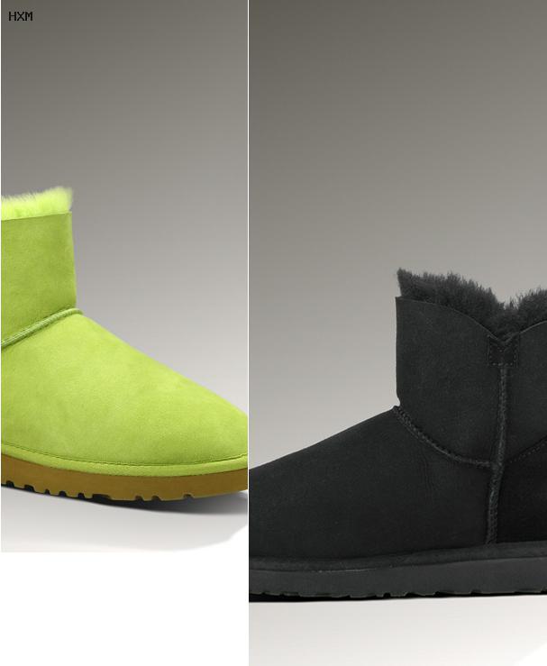 precio botas ugg en estados unidos